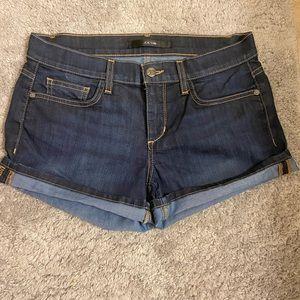 Joe's Jeans Dark Wash Denim Short Size 26